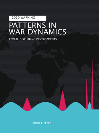 2020 warning: Patterns in war dynamics