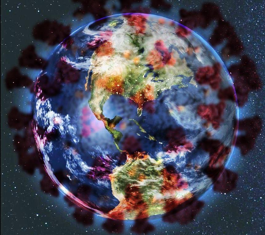Corona virus pandemic: More pressure on a fragile international system